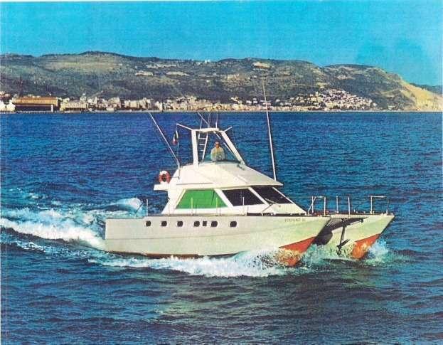 Cant. Sciallino Catamarano
