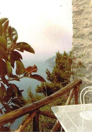Amalfi - Hotel dei Cavalieri angolo di paradiso