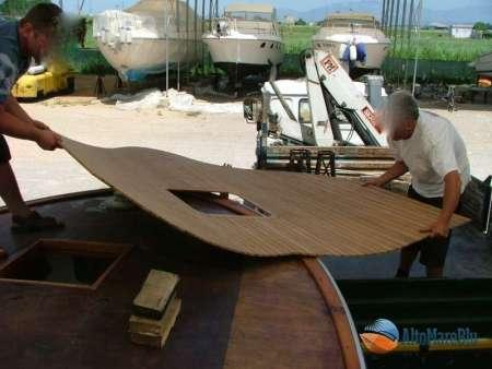 Barca classica Sarima