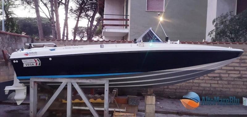 Restauro barca classica Levi - Sonny 318