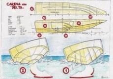 Barche classiche: Le carene Delta
