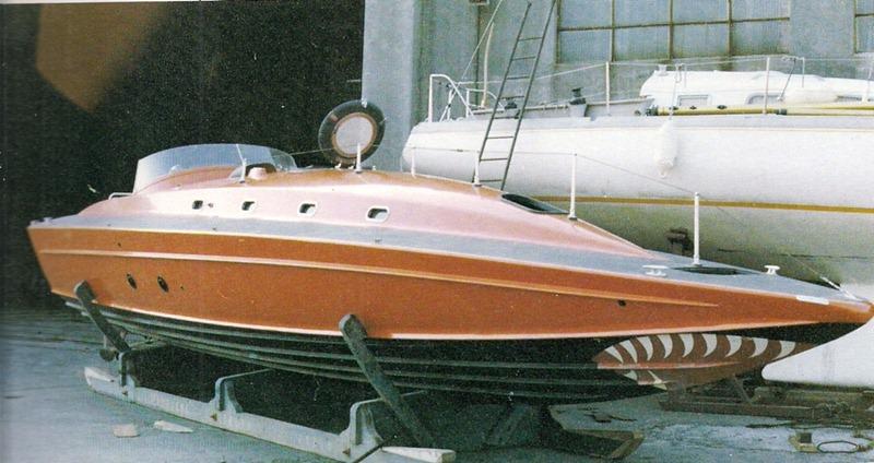 Barca Offshore Delta Levi 38 Tiger