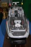 Modello.Vedetta-Velocissima-V6011-vistaponte di comando-poppa