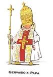 Gervasio-XI-papa