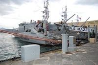 Unità-navali-veloci-ormeggiate-molo Scuola-Guardia-di-Finanza-Gaeta