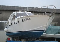 Imbarcazione ultimata