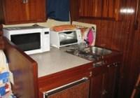 Interni lato cucina
