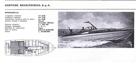 CANAV Speranzella 1964