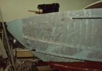 Restauro barca d'epoca Levi, le rare classiche di lusso