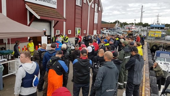 Raymarine Langesund fiskefestival: 7. – 8.august 2021