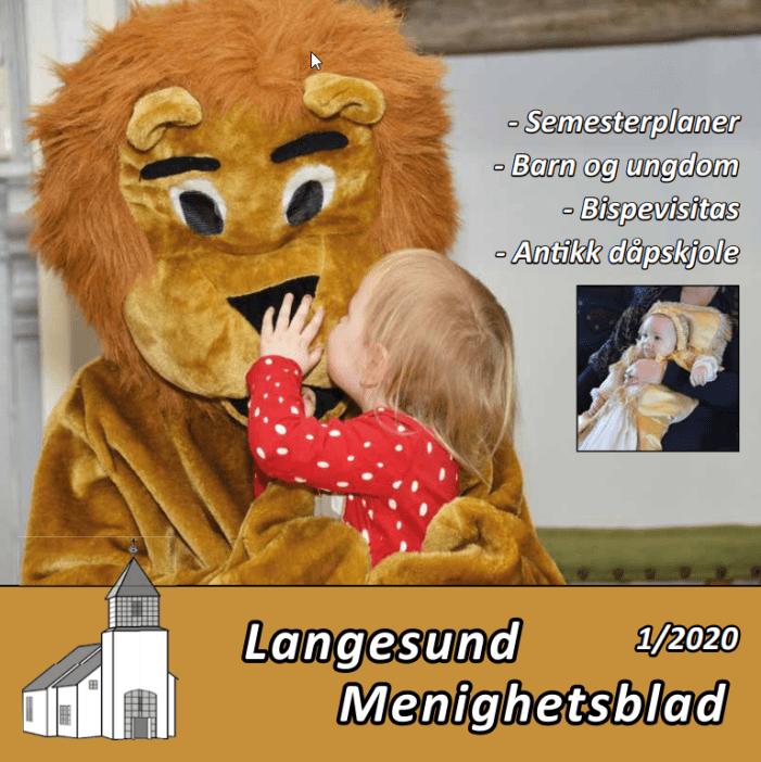 Langesund Menighetsblad 1/2020