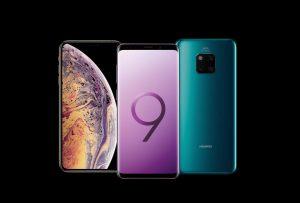 Los 10 mejores celulares del mercado en este inicio de 2019