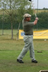 Len Mills of the Cardiac Rehab Golf Society