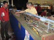 The OO Westcliffe CCE Yard