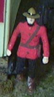 Mountie Robert Frazier