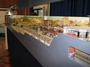 The OO Gauge London Underground layout, Abbey Road