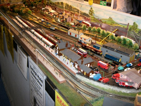 The modern image N Gauge Woodlea