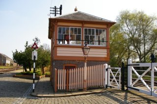 The Didcot Signal Box