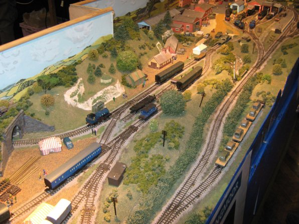 Longmoor, Military, N Gauge