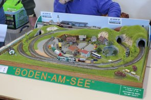 The N Gauge Continental Boden-Am-See
