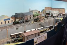 An overview of the EM 'Cornwallis Yard'