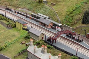 The station on 'Garsdale Head'