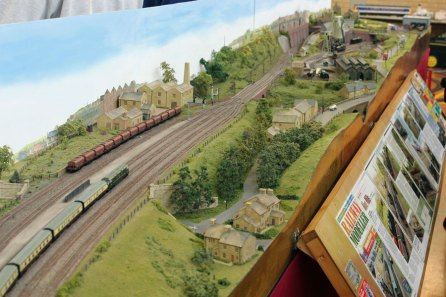 The N Gauge 'Nine Mills'