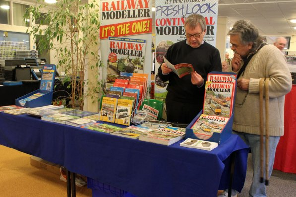 Steve Flint of Railway Modeller discusses Peco publications