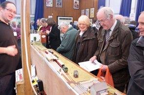 Pat Lerew admires Merstone
