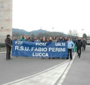 Oggi, alla Perini si sciopera contro l'accordo intersindacale