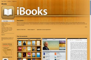 Ibookstore Apple: da oggi ebook libri