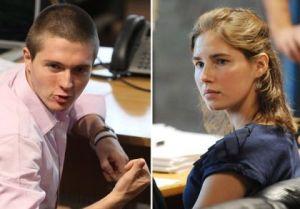 Amanda knox e Raffaele Sollecito assolti! la Knox in lacrime.
