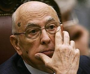 """Crisi, Napolitano: """"L'Italia ce la farà"""""""