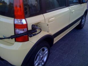 auto metano