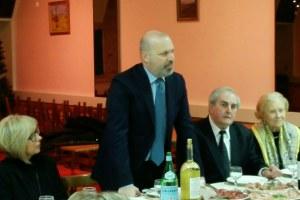 Il presidente Bonaccini incontra emigrati province Parma e Piacenza (13/02/2017)