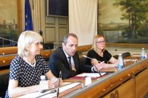 Firma Patto territoriale Reggio Emilia 1