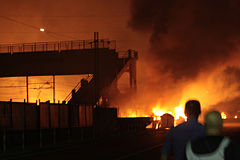 29 giugno 2009_Viareggio_train_explosion_01
