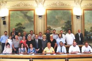 Firma Patto territoriale Reggio Emilia 2