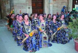 28 luglio cascina_battaglia_di_cascina_figuranti_in_costume