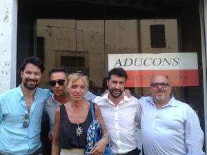 Gli avvocati di Aducons Law & Food