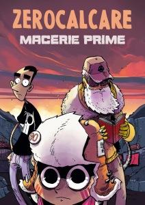 Macerie Prime Cover - 1