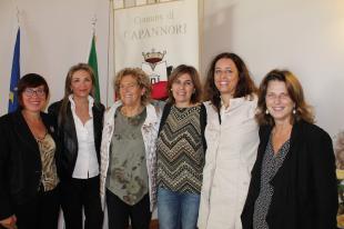Mancini, Benedetti, Matteucci, Amadei, Cicalini, Alessi
