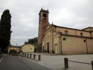 Chiesa di Massa Macinaia