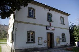 Lo sportello al cittadino di San Leonardo in Treponzio (foto d'archivio)