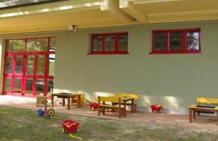 L'asilo nido 'Il grillo parlante' di Capannori resterà aperto anche nel mese di agosto