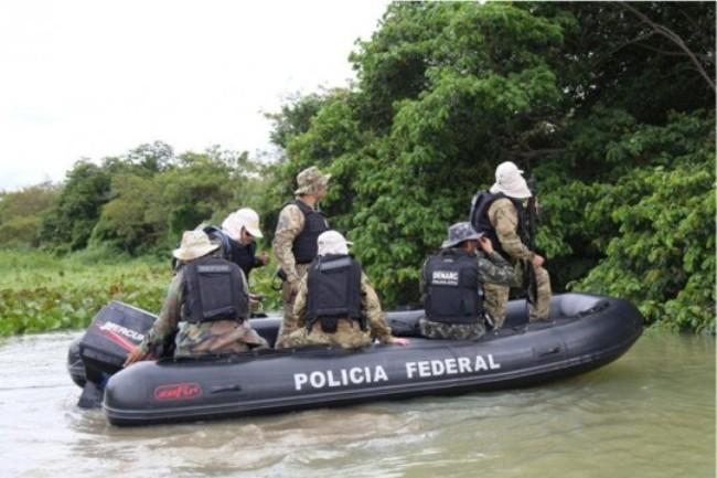 (Fotos: Divulgação / Polícia Federal)