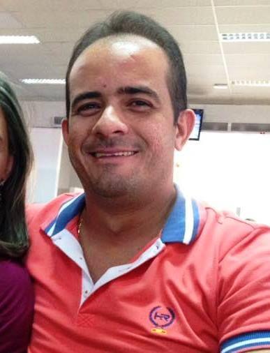 O policial civil assassinado Klaus Cruz Lima