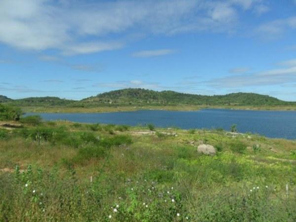Açude Lagoa do Arroz/Foto Beto Cézar
