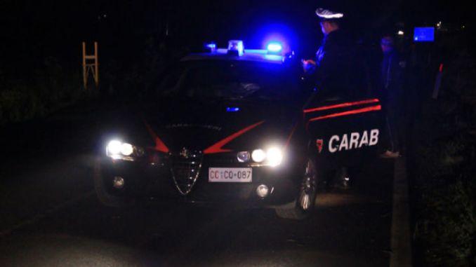 Città di Castello, arrestati dai Carabinieri tre persone per furti