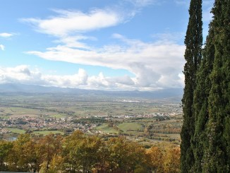 Trekking Urbano a San Giustino, più di 40 i partecipanti